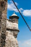 Fort San Fernando De Bocachica Zdjęcie Royalty Free
