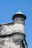 Fort of San Fernando de Bocachica Royalty Free Stock Photos