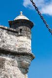 Fort of San Fernando de Bocachica Royalty Free Stock Images