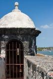 Fort of San Fernando de Bocachica. San Fernando de Bocachica Fort located at Tierrabomba, Cartagena de Indias - Colombia Stock Photos