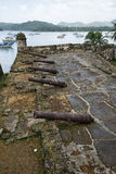 Fort San Fernando Panama Stock Image