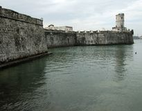 Fort San Juan De Ulua-Mexico stock photo