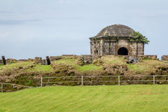 Fort San Lorenzo Stock Photo