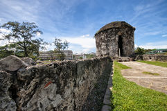 Free Fort San Pedro, Cebu, Philippines Royalty Free Stock Photos - 23917928