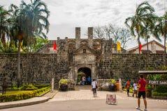 Fort San Pedro in Cebu, Philippines Stock Images