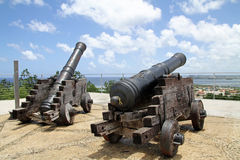Fort Santa Aqueda in Guam Stock Photo