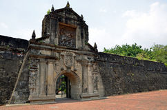 Fort Santiago Photographie stock libre de droits