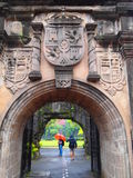 Fort Santiago obrazy royalty free