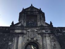 fort Santiago Fotografia Royalty Free