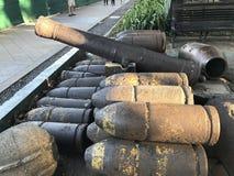 Fort Santiago in Manila Stock Image