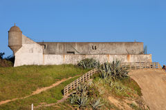Fort of Sao Pedro in Estoril Stock Image