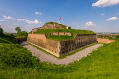 Fort Sint Pieter Maastricht. The Medieval fortress of Sint Pieter in Maastricht, The Netherlands Royalty Free Stock Image