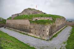 Fort Sint Pieter in Maastricht. Netherlands, famous tourist attraction Royalty Free Stock Photography