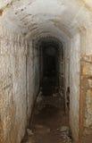 Fort Sommo de première guerre mondiale Photo libre de droits