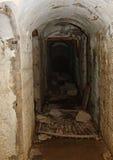 Fort Sommo de première guerre mondiale Image stock