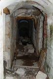 Fort Sommo van Eerste Wereldoorlog Stock Foto
