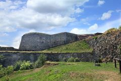 Fort Srebrna Gora Royalty Free Stock Image