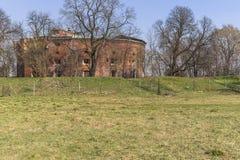 Fort St. Benedict Stock Image