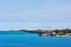 Fort St. Catherine in St. George's Bermuda Stock Photo