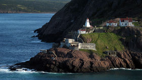 fort stara latarnia morska Obrazy Stock