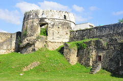 fort stary Obraz Royalty Free