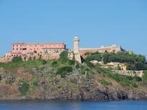 Fort Stella, Portoferraio, Elba, Italy Stock Photo