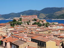 Fort Stella, Portoferraio, Elba, Italy. Fort Stella in Portoferraio, Isle of Elba, Italy Stock Photos
