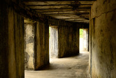 Fort Stevens Photographie stock
