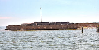 Fort Sumter Royalty Free Stock Images