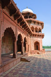 The Fort in Taj Mahal, India Royalty Free Stock Photography