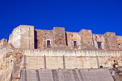 Fort, Tarifa, Spain Royalty Free Stock Photography