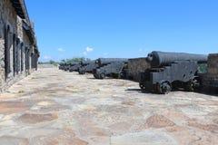 Fort Ticonderoga Arkivbild