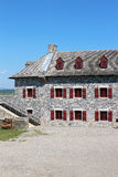 Fort Ticonderoga Royalty Free Stock Photos