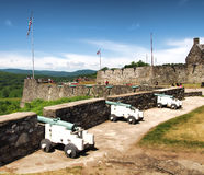 Fort Ticonderoga Royalty Free Stock Photo