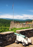 Fort Ticonderoga Royalty Free Stock Photography