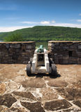 Fort Ticonderoga Stock Photo