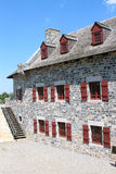 Fort Ticonderoga Protective Windows Royalty Free Stock Images
