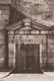 Fort Tompkins Exit Stock Photography