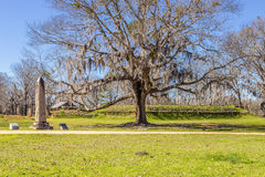 Fort Toulose American Post Royalty Free Stock Photo