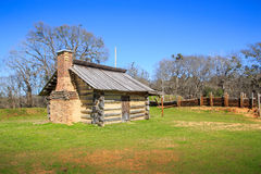 Fort Toulose American Post Stock Photography