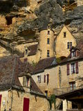 Fort Troglodytique, La Roque-Gageac (France ) Stock Photo