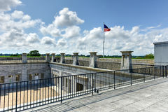 Fort Trumbull - New London, Connecticut Royalty Free Stock Photo