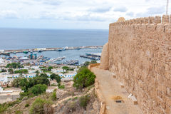 Fort Tunisia Royalty Free Stock Photo