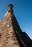 Fort turret Royalty Free Stock Photography