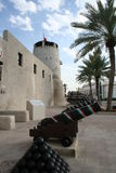 Fort of umm al quwain - uae Royalty Free Stock Image