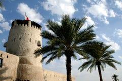 Fort of umm al quwain - uae Stock Photo