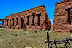 Fort Union New Mexico Royalty Free Stock Photo