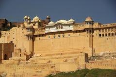 Fort van Amber, Rajasthan Stock Fotografie