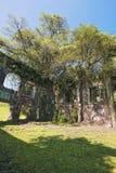 Fort Van Den Bosch Ngawi Ιάβα στοκ φωτογραφία με δικαίωμα ελεύθερης χρήσης