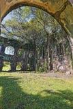 Fort Van Den Bosch Ngawi Java stockbild